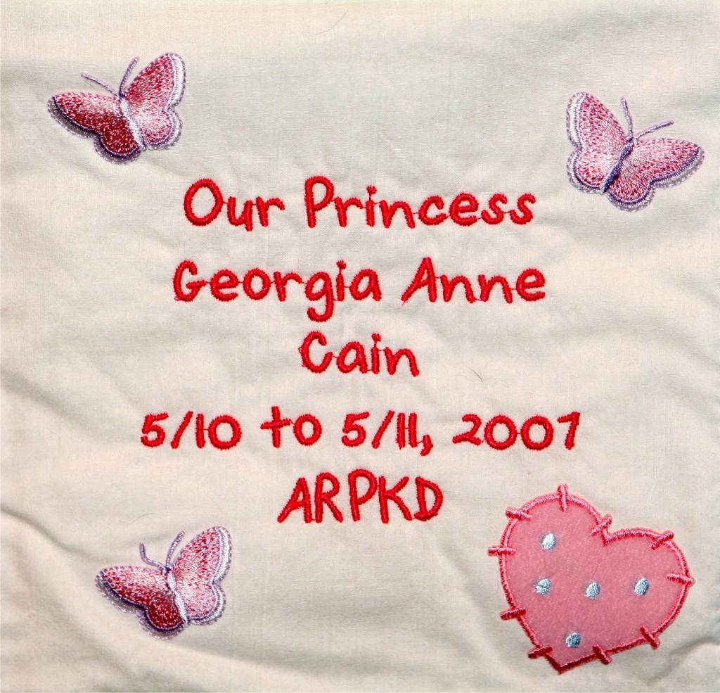 Georgia Anne