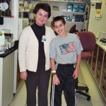 The 1st NIH patient